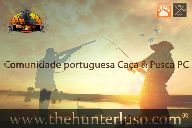 TheHunter Lusófono