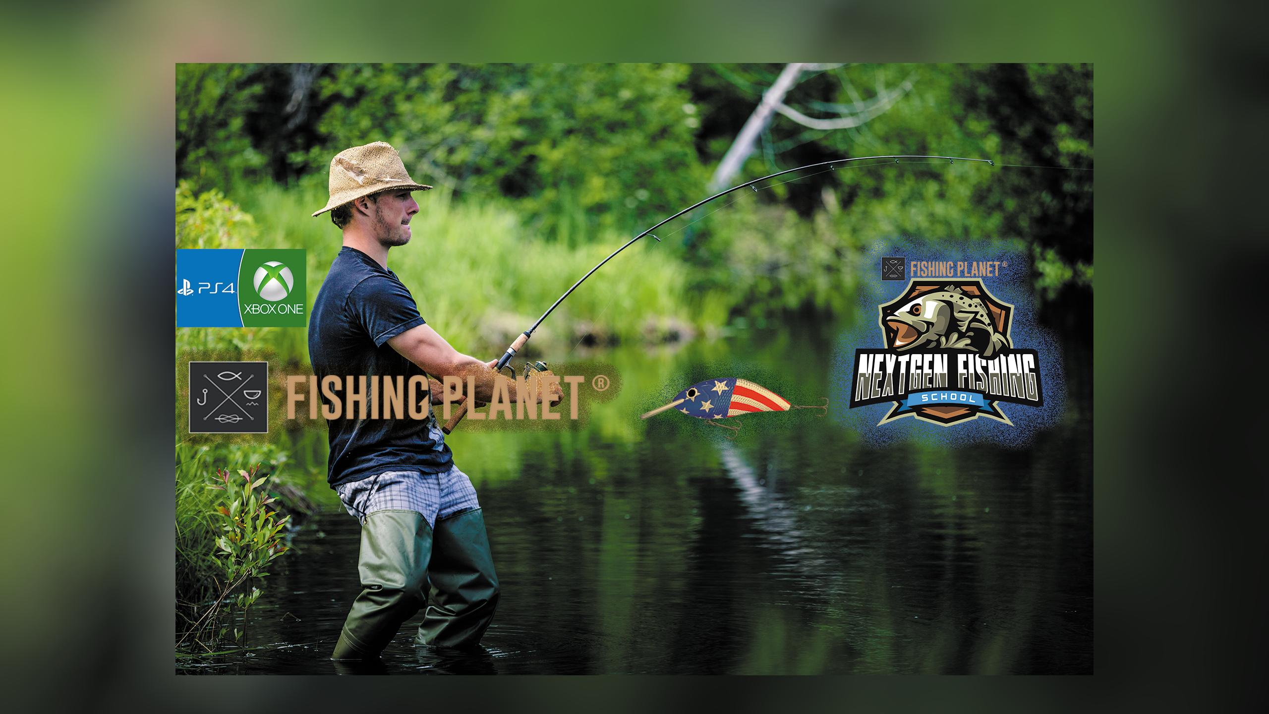 NextGEN Fishing School - PS4 Only